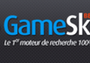 GameSkoot : moteur de recherche 100% jeux vidéo (Exalead)