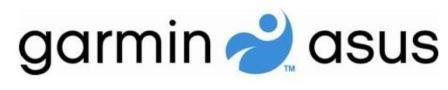 Garmin Asus logo