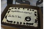 Gâteau de Microsoft pour la sortie de Firefox 2.0 (Small)