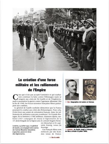 De Gaulle France Libre iPad 02