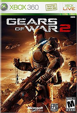 Gears of War 2   jaquette