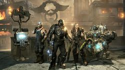 Gears of War 3 DLC