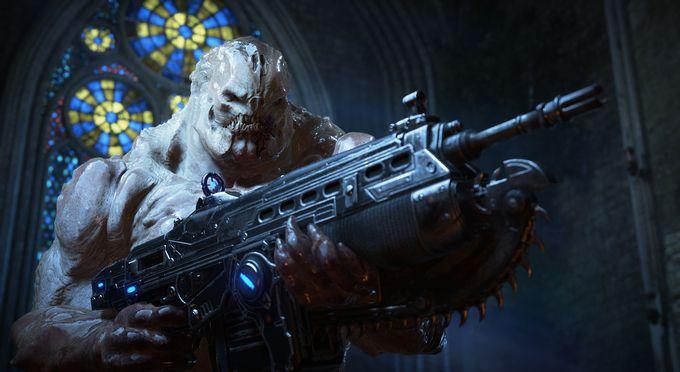 Gears of War 4 - 6