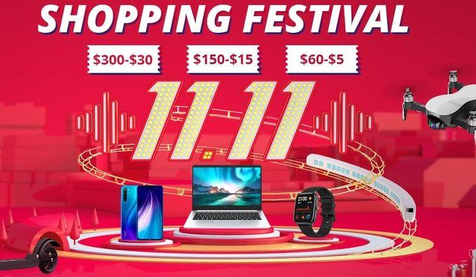 Geekbuying Shopping Festival