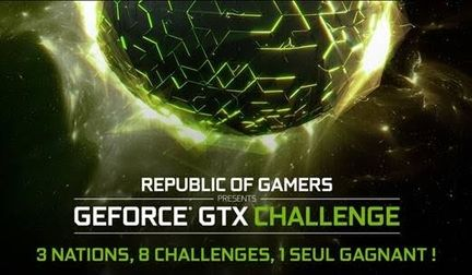 GeForce GTX Challenge