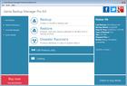 Genie Backup Manager Pro : faire des sauvegardes facilement