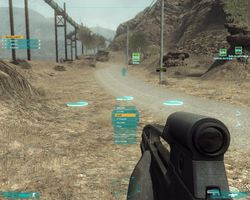 Ghost Recon Advanced Warfighter 2   Image 53