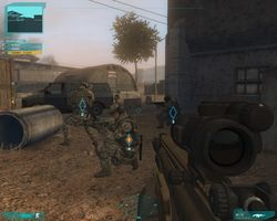 Ghost Recon Advanced Warfighter 2   Image 56