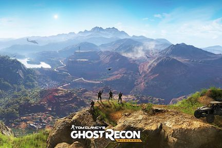 Ghost Recon Wildlands - vignette