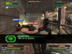 Ghost squad wii 7