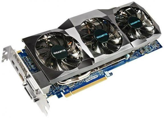 Gigabyte Radeon HD 6870 rev 1.0