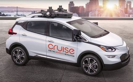 GM Cruise 3