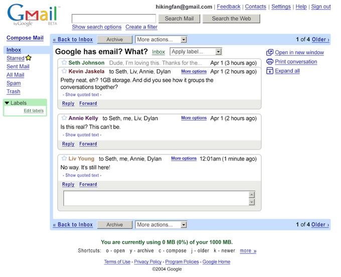 Gmail-2004