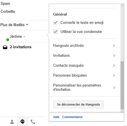 Gmail-Hangouts