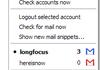 GMail Manager : administrer des comptes mails depuis Firefox