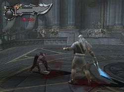 God of War II   Screen 4