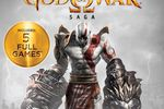 God of War Saga - pochette