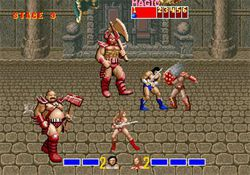 Golden Axe - 1