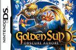 Golden Sun Obscure Aurore - pochette