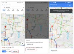 Googla Maps Stay Safer