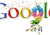 Google veut fêter l'anniversaire de ses 9 ans et pas 10