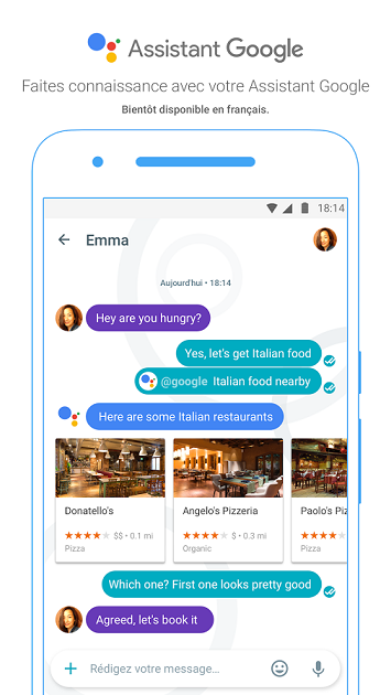 Google Allo Assistant