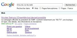 Google_Bombing_Sarkozy