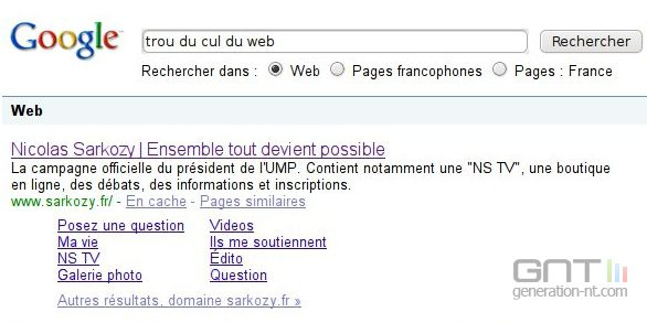 Google_Bombing_Sarkozy