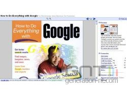 Google book reader small