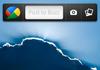 Android : widget pour le service Google Buzz