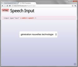 Google-Chrome-Speech-Input
