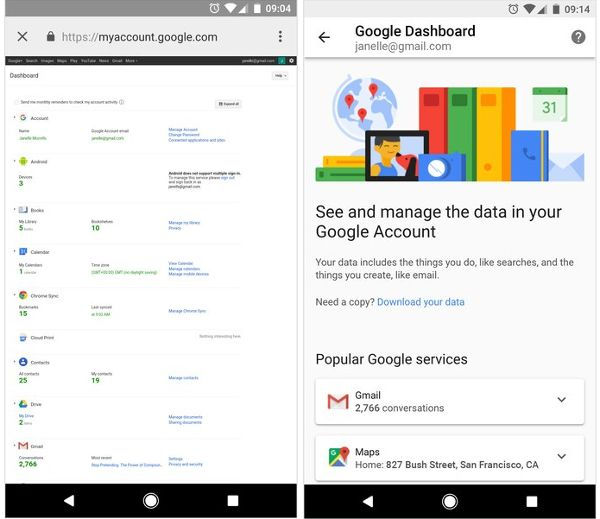 Google-Dashboard-mobile