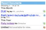Google Documents Mobile
