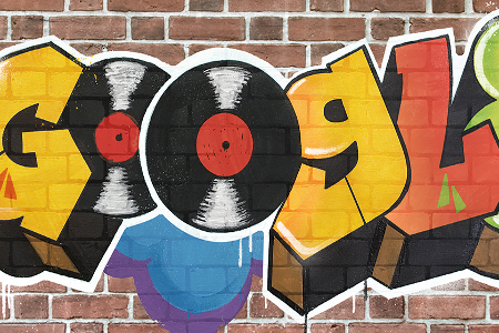 un doodle hip hop de google pour trouver le dj en vous. Black Bedroom Furniture Sets. Home Design Ideas