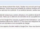Google-Drive-panne