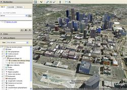Google Earth screen 2
