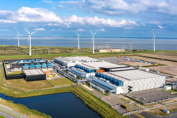 Google energies renouvelables datacenter