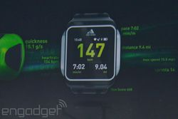 Google Fit montre