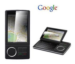 Google htc dream