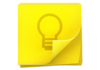 Google Keep est disponible sur iPhone et iPad