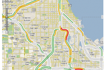 Google Map (infos trafic à Chicago) (Small)