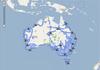 Les GPS n'arrivent plus à suivre l'Australie