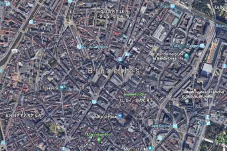 Les internautes crient au scandale face aux svastikas qui pullulent sur Google Maps, mais...