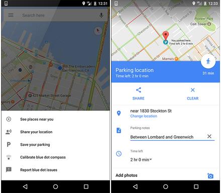 Google-Maps-enregister-lieu-stationnement