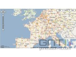 Google maps france small