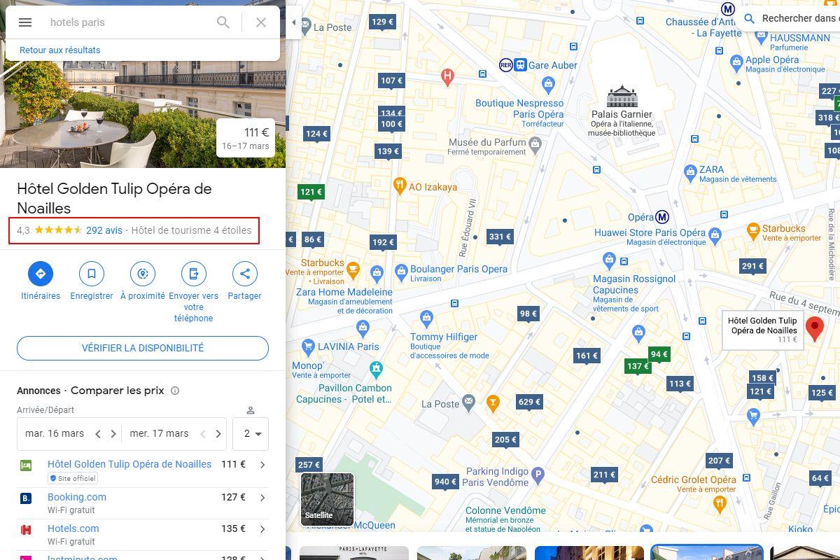 google-maps-hotels-etoiles