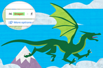 Google-Maps-mode-dragon
