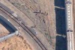 google maps scène de crime