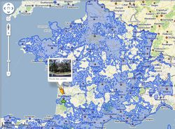 Google-maps-street-view-france