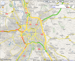Google_Maps_Trafic_Toulouse